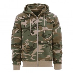 hoodie_rits_camouflage